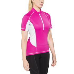 Endura Pulse Fietsshirt korte mouwen Dames roze